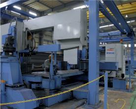 H型鋼一次加工全自動システム(DASP)
