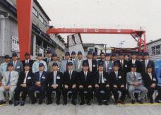 工場見学(東南アジアから)