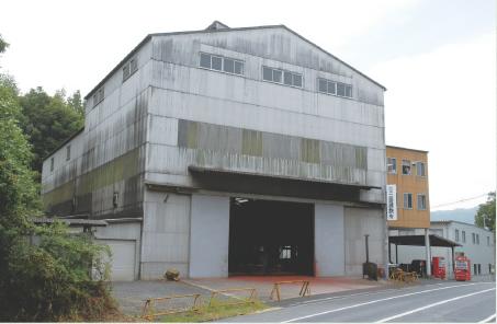 三島建鉄有限会社の外観